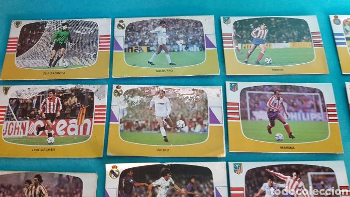 Coleccionismo deportivo: ÁLBUM LIGA 84 85 CROMOS CANO CON MUCHOS FICHAJES. LEER - Foto 15 - 108891063