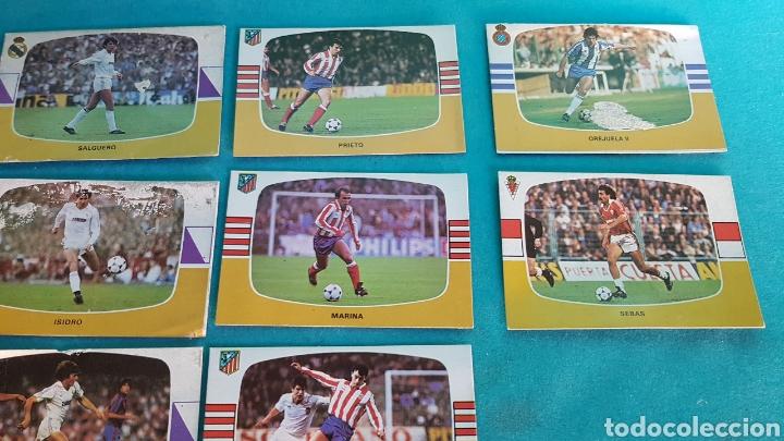 Coleccionismo deportivo: ÁLBUM LIGA 84 85 CROMOS CANO CON MUCHOS FICHAJES. LEER - Foto 16 - 108891063