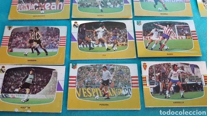 Coleccionismo deportivo: ÁLBUM LIGA 84 85 CROMOS CANO CON MUCHOS FICHAJES. LEER - Foto 17 - 108891063