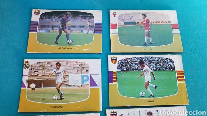 Coleccionismo deportivo: ÁLBUM LIGA 84 85 CROMOS CANO CON MUCHOS FICHAJES. LEER - Foto 19 - 108891063