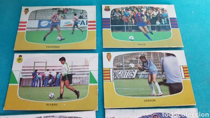 Coleccionismo deportivo: ÁLBUM LIGA 84 85 CROMOS CANO CON MUCHOS FICHAJES. LEER - Foto 22 - 108891063