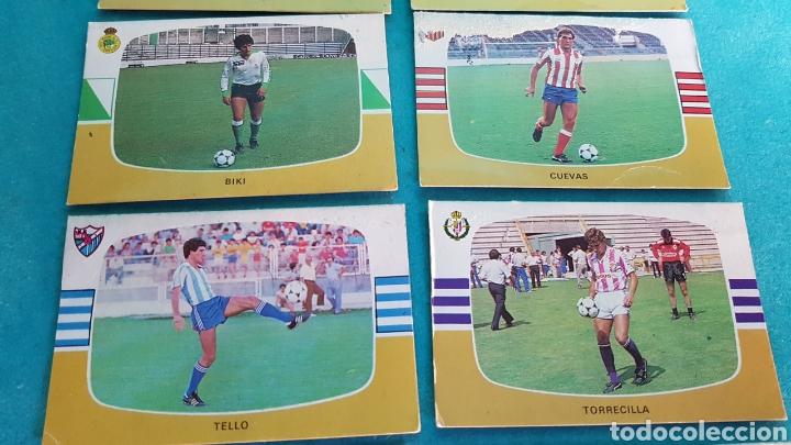 Coleccionismo deportivo: ÁLBUM LIGA 84 85 CROMOS CANO CON MUCHOS FICHAJES. LEER - Foto 23 - 108891063
