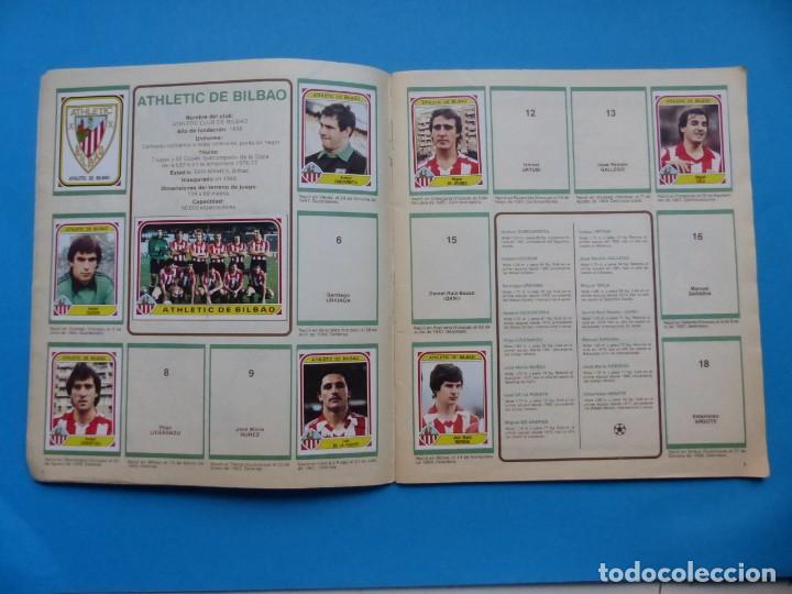 Coleccionismo deportivo: ALBUM FUTBOL 84 - PANINI - TIENE 124 CROMOS - VER DESCRIPCION Y FOTOS - Foto 2 - 150188926