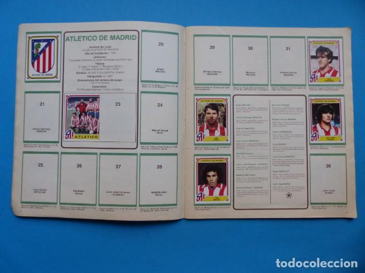 Coleccionismo deportivo: ALBUM FUTBOL 84 - PANINI - TIENE 124 CROMOS - VER DESCRIPCION Y FOTOS - Foto 3 - 150188926