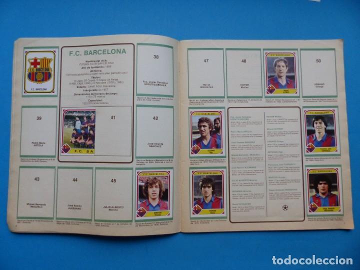Coleccionismo deportivo: ALBUM FUTBOL 84 - PANINI - TIENE 124 CROMOS - VER DESCRIPCION Y FOTOS - Foto 4 - 150188926