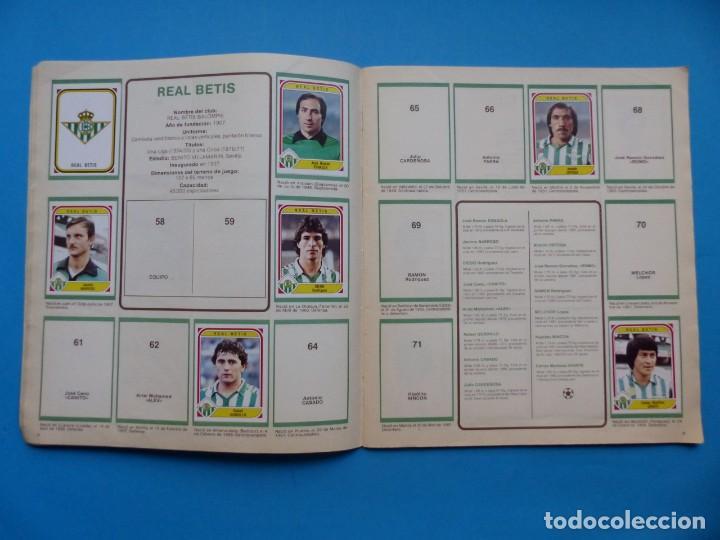Coleccionismo deportivo: ALBUM FUTBOL 84 - PANINI - TIENE 124 CROMOS - VER DESCRIPCION Y FOTOS - Foto 5 - 150188926