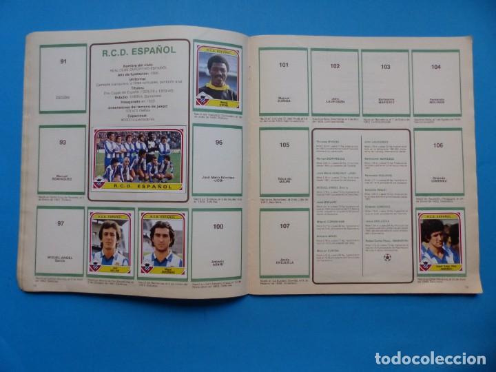 Coleccionismo deportivo: ALBUM FUTBOL 84 - PANINI - TIENE 124 CROMOS - VER DESCRIPCION Y FOTOS - Foto 7 - 150188926