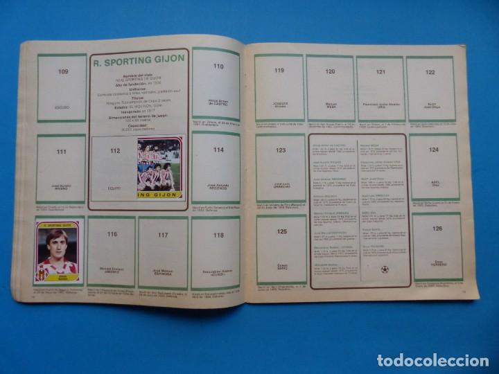 Coleccionismo deportivo: ALBUM FUTBOL 84 - PANINI - TIENE 124 CROMOS - VER DESCRIPCION Y FOTOS - Foto 8 - 150188926