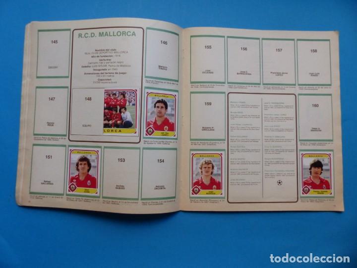 Coleccionismo deportivo: ALBUM FUTBOL 84 - PANINI - TIENE 124 CROMOS - VER DESCRIPCION Y FOTOS - Foto 10 - 150188926