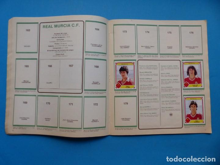 Coleccionismo deportivo: ALBUM FUTBOL 84 - PANINI - TIENE 124 CROMOS - VER DESCRIPCION Y FOTOS - Foto 11 - 150188926