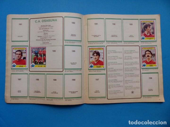 Coleccionismo deportivo: ALBUM FUTBOL 84 - PANINI - TIENE 124 CROMOS - VER DESCRIPCION Y FOTOS - Foto 12 - 150188926