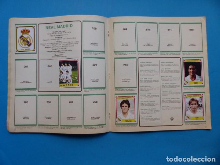 Coleccionismo deportivo: ALBUM FUTBOL 84 - PANINI - TIENE 124 CROMOS - VER DESCRIPCION Y FOTOS - Foto 13 - 150188926