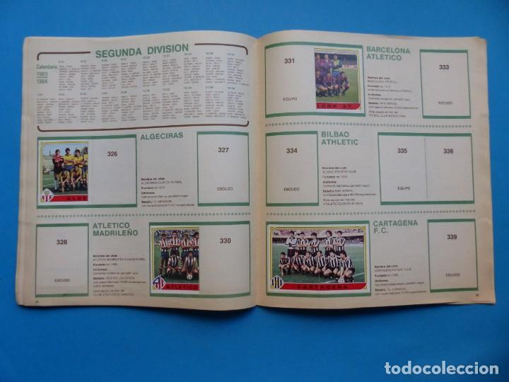 Coleccionismo deportivo: ALBUM FUTBOL 84 - PANINI - TIENE 124 CROMOS - VER DESCRIPCION Y FOTOS - Foto 20 - 150188926