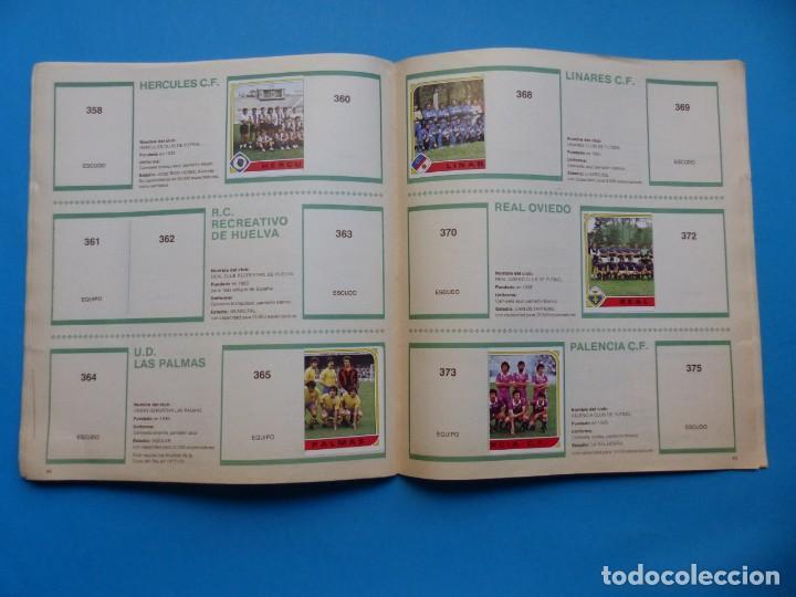 Coleccionismo deportivo: ALBUM FUTBOL 84 - PANINI - TIENE 124 CROMOS - VER DESCRIPCION Y FOTOS - Foto 22 - 150188926