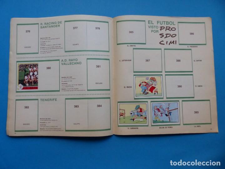 Coleccionismo deportivo: ALBUM FUTBOL 84 - PANINI - TIENE 124 CROMOS - VER DESCRIPCION Y FOTOS - Foto 23 - 150188926