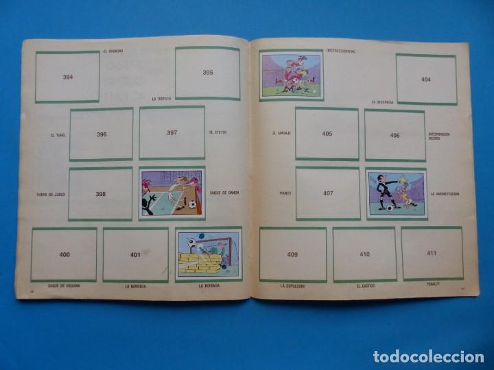 Coleccionismo deportivo: ALBUM FUTBOL 84 - PANINI - TIENE 124 CROMOS - VER DESCRIPCION Y FOTOS - Foto 24 - 150188926