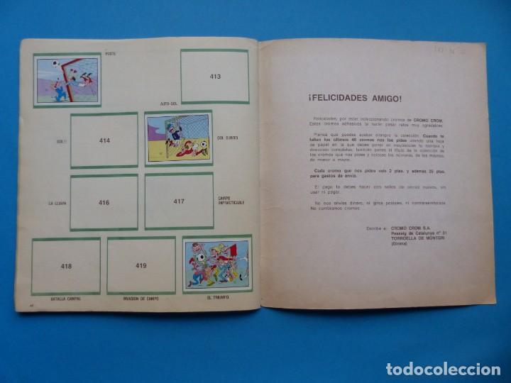 Coleccionismo deportivo: ALBUM FUTBOL 84 - PANINI - TIENE 124 CROMOS - VER DESCRIPCION Y FOTOS - Foto 25 - 150188926