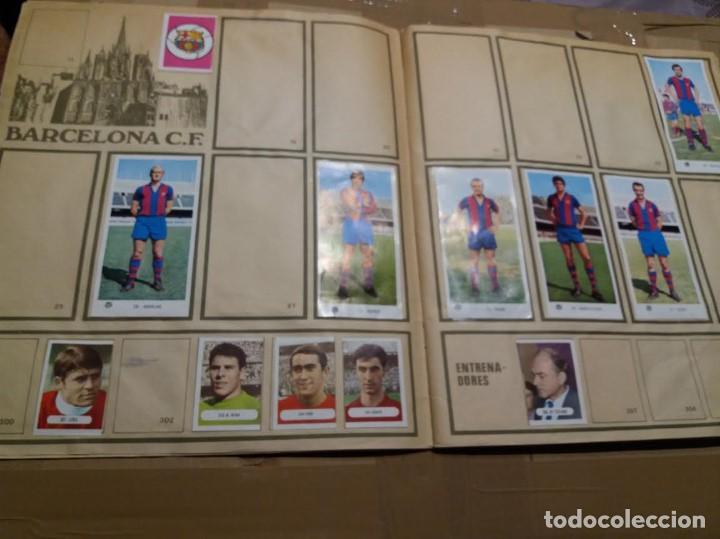 Coleccionismo deportivo: ALBUM CAMPEONATOS NACIONALES DE FUTBOL 1971 - 1972, 71 - 72. TIENE 240 CROMOS. - Foto 2 - 150956818