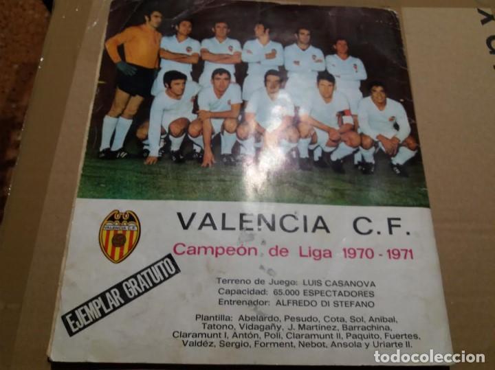 Coleccionismo deportivo: ALBUM CAMPEONATOS NACIONALES DE FUTBOL 1971 - 1972, 71 - 72. TIENE 240 CROMOS. - Foto 6 - 150956818
