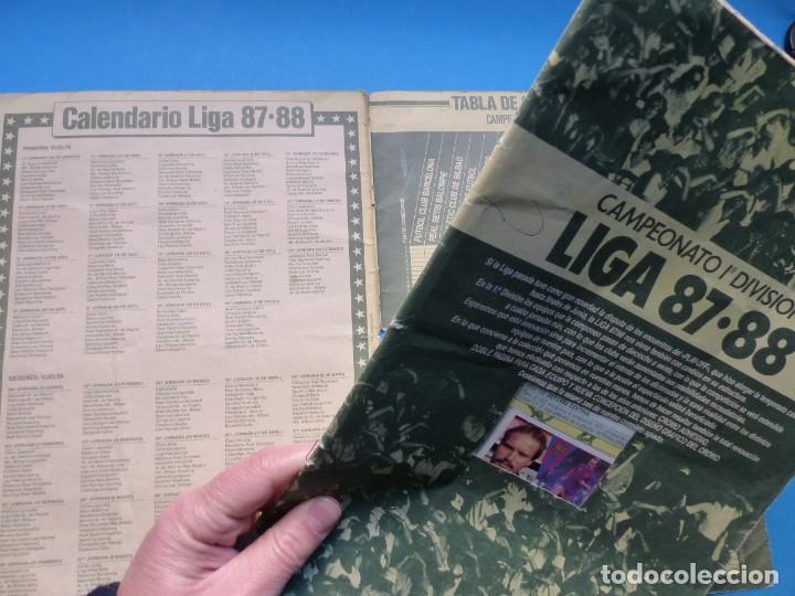 Coleccionismo deportivo: ALBUM CROMOS - LIGA 1987-1988 87-88 - ED. ESTE - TIENE 242 CROMOS - VER DESCRIPCION Y FOTOS - Foto 2 - 150978674