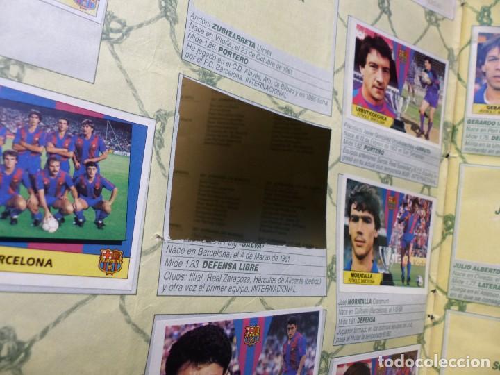 Coleccionismo deportivo: ALBUM CROMOS - LIGA 1987-1988 87-88 - ED. ESTE - TIENE 242 CROMOS - VER DESCRIPCION Y FOTOS - Foto 4 - 150978674