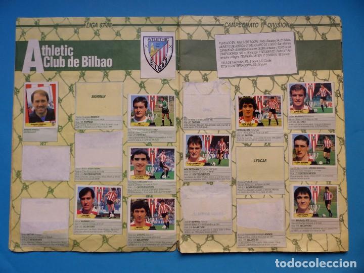 Coleccionismo deportivo: ALBUM CROMOS - LIGA 1987-1988 87-88 - ED. ESTE - TIENE 242 CROMOS - VER DESCRIPCION Y FOTOS - Foto 6 - 150978674