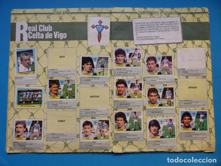 Coleccionismo deportivo: ALBUM CROMOS - LIGA 1987-1988 87-88 - ED. ESTE - TIENE 242 CROMOS - VER DESCRIPCION Y FOTOS - Foto 8 - 150978674