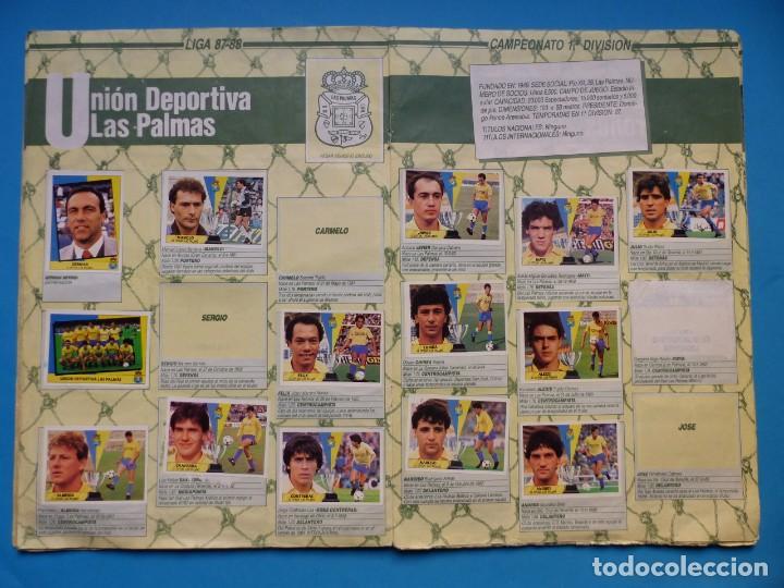 Coleccionismo deportivo: ALBUM CROMOS - LIGA 1987-1988 87-88 - ED. ESTE - TIENE 242 CROMOS - VER DESCRIPCION Y FOTOS - Foto 11 - 150978674