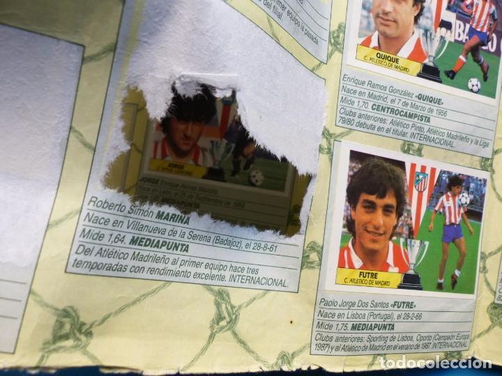 Coleccionismo deportivo: ALBUM CROMOS - LIGA 1987-1988 87-88 - ED. ESTE - TIENE 242 CROMOS - VER DESCRIPCION Y FOTOS - Foto 14 - 150978674