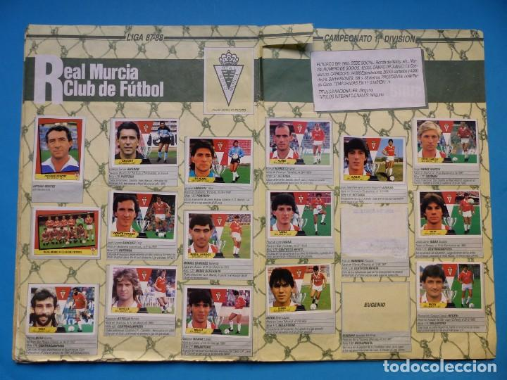 Coleccionismo deportivo: ALBUM CROMOS - LIGA 1987-1988 87-88 - ED. ESTE - TIENE 242 CROMOS - VER DESCRIPCION Y FOTOS - Foto 15 - 150978674