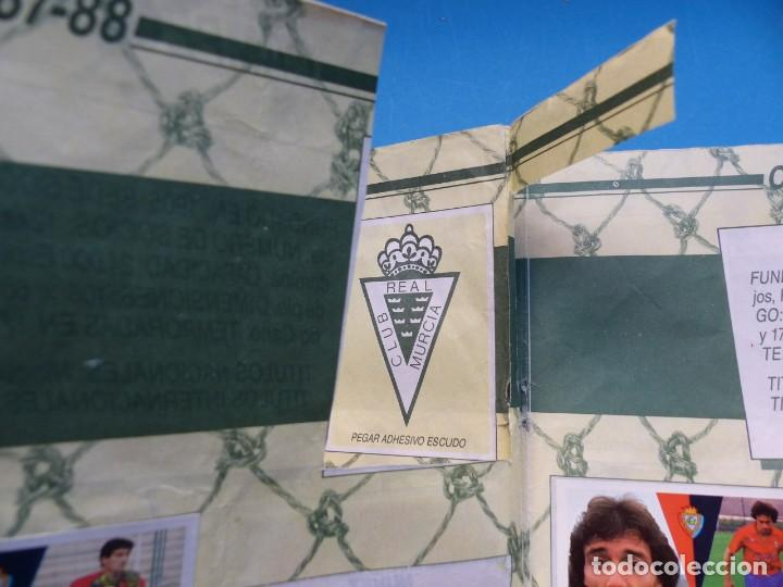 Coleccionismo deportivo: ALBUM CROMOS - LIGA 1987-1988 87-88 - ED. ESTE - TIENE 242 CROMOS - VER DESCRIPCION Y FOTOS - Foto 17 - 150978674