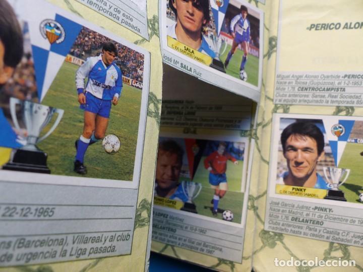 Coleccionismo deportivo: ALBUM CROMOS - LIGA 1987-1988 87-88 - ED. ESTE - TIENE 242 CROMOS - VER DESCRIPCION Y FOTOS - Foto 19 - 150978674
