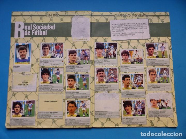 Coleccionismo deportivo: ALBUM CROMOS - LIGA 1987-1988 87-88 - ED. ESTE - TIENE 242 CROMOS - VER DESCRIPCION Y FOTOS - Foto 21 - 150978674