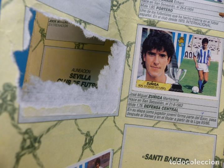 Coleccionismo deportivo: ALBUM CROMOS - LIGA 1987-1988 87-88 - ED. ESTE - TIENE 242 CROMOS - VER DESCRIPCION Y FOTOS - Foto 22 - 150978674