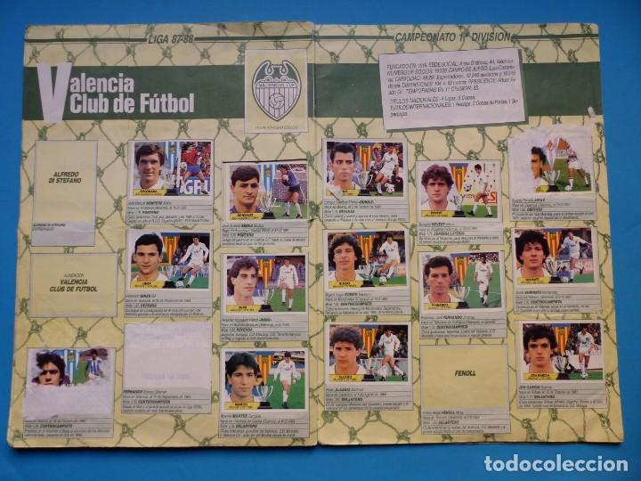 Coleccionismo deportivo: ALBUM CROMOS - LIGA 1987-1988 87-88 - ED. ESTE - TIENE 242 CROMOS - VER DESCRIPCION Y FOTOS - Foto 23 - 150978674