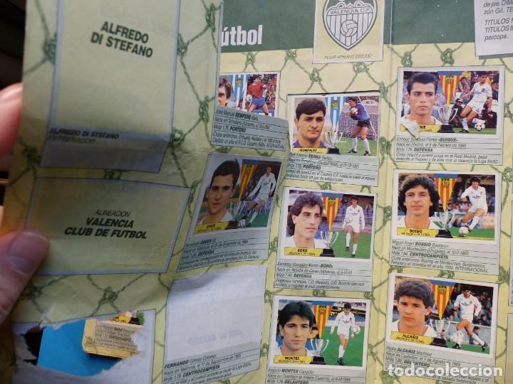 Coleccionismo deportivo: ALBUM CROMOS - LIGA 1987-1988 87-88 - ED. ESTE - TIENE 242 CROMOS - VER DESCRIPCION Y FOTOS - Foto 24 - 150978674