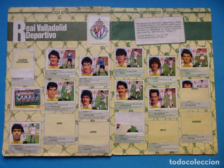 Coleccionismo deportivo: ALBUM CROMOS - LIGA 1987-1988 87-88 - ED. ESTE - TIENE 242 CROMOS - VER DESCRIPCION Y FOTOS - Foto 25 - 150978674