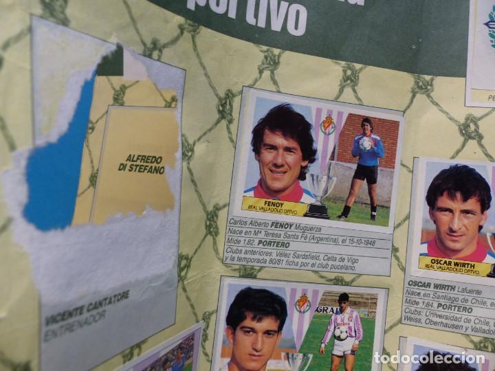 Coleccionismo deportivo: ALBUM CROMOS - LIGA 1987-1988 87-88 - ED. ESTE - TIENE 242 CROMOS - VER DESCRIPCION Y FOTOS - Foto 26 - 150978674