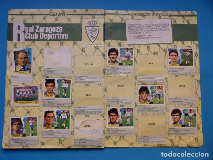 Coleccionismo deportivo: ALBUM CROMOS - LIGA 1987-1988 87-88 - ED. ESTE - TIENE 242 CROMOS - VER DESCRIPCION Y FOTOS - Foto 27 - 150978674
