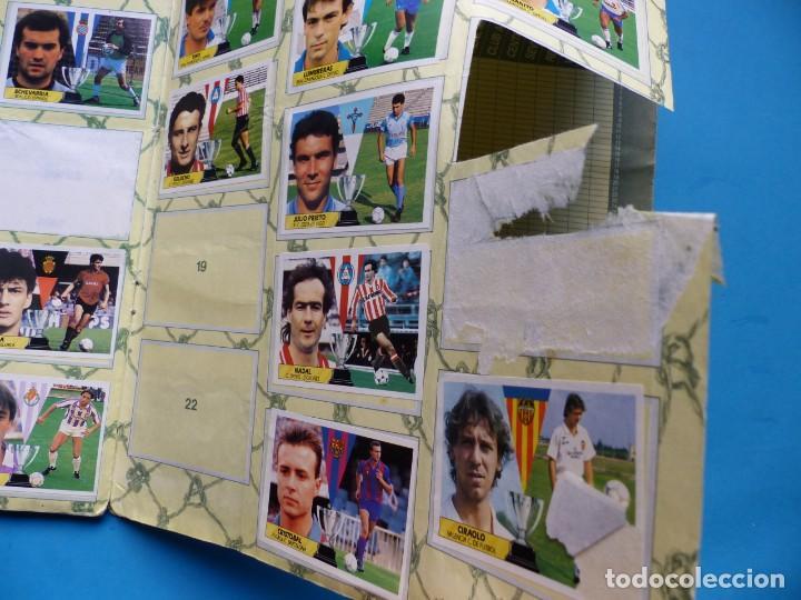 Coleccionismo deportivo: ALBUM CROMOS - LIGA 1987-1988 87-88 - ED. ESTE - TIENE 242 CROMOS - VER DESCRIPCION Y FOTOS - Foto 30 - 150978674