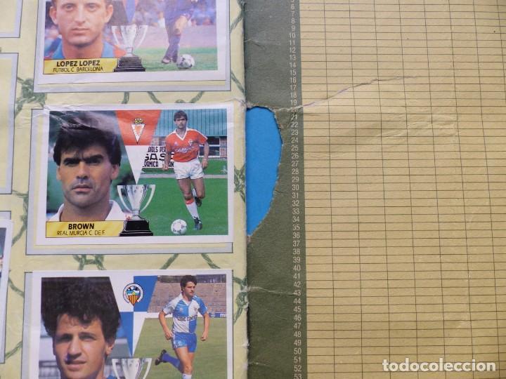 Coleccionismo deportivo: ALBUM CROMOS - LIGA 1987-1988 87-88 - ED. ESTE - TIENE 242 CROMOS - VER DESCRIPCION Y FOTOS - Foto 32 - 150978674