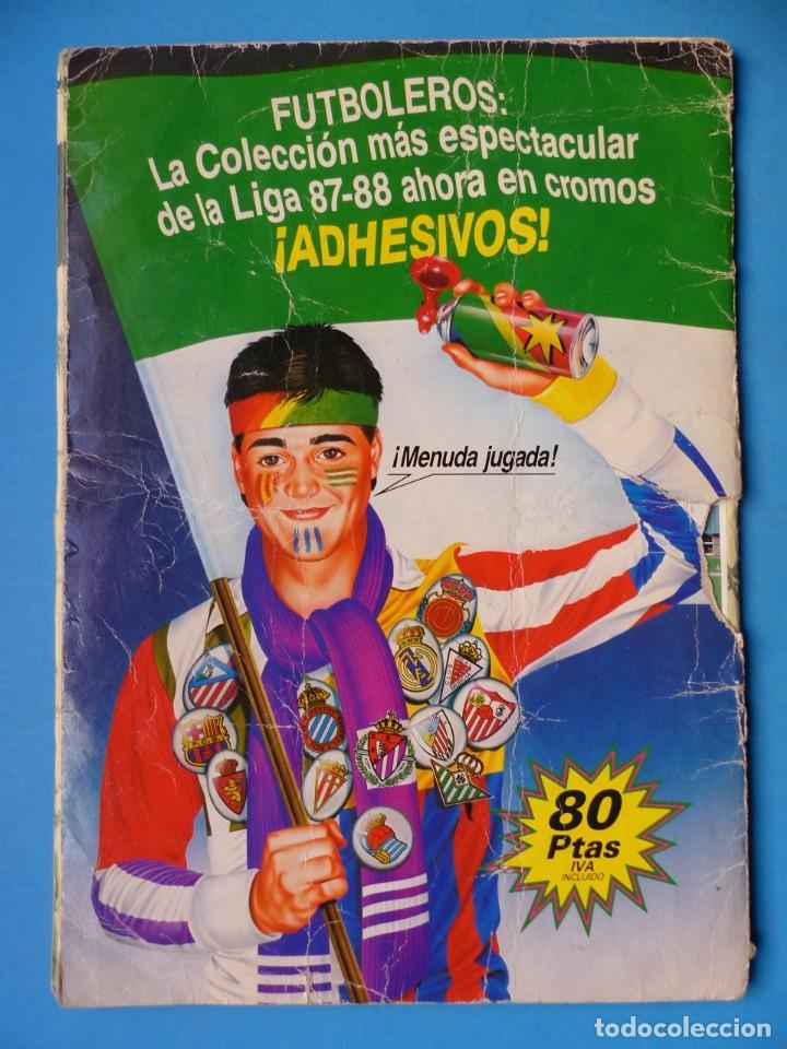 Coleccionismo deportivo: ALBUM CROMOS - LIGA 1987-1988 87-88 - ED. ESTE - TIENE 242 CROMOS - VER DESCRIPCION Y FOTOS - Foto 33 - 150978674