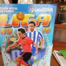Coleccionismo deportivo: ALBUM FÚTBOL LIGA 2009 2010. INCOMPLETO.. Lote 151173034