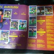 Coleccionismo deportivo: CAMPEONATO DE LIGA 97/98. Lote 151550969