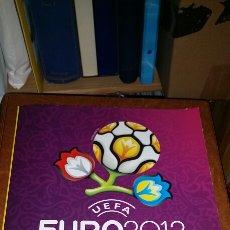 Coleccionismo deportivo: ÁLBUM PANINI EURO 2012 POLAND-UKRAINE. Lote 151568968