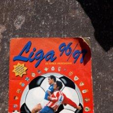 Coleccionismo deportivo: PANINI LIGA 96/ 97. Lote 151620996