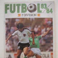 Coleccionismo deportivo: ÁLBUM DE CROMOS - FÚTBOL 83/84 - CROMOS CANO.. Lote 151997522
