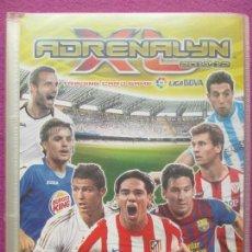 Coleccionismo deportivo: ALBUM CROMOS FICHAS XL ADRENALYN FUTBOL, 2011-2012, TRADING CARD, PANINI, 158 CROMOS CARDS. Lote 152172474