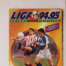 Coleccionismo deportivo: ALBUM FÚTBOL LIGA ESTE 94 95 INCOMPLETO . Lote 152301186