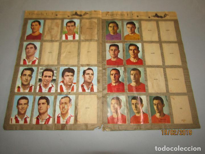 Coleccionismo deportivo: Antiguo Álbum Campeonato de Liga 1966 1967 , FHER DISGRA - Foto 5 - 152364354